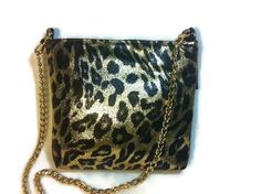 Designer Clothes, Shoes & Bags for Women Leopard Purse, Sonoma Goods For Life, Simple Bags, Equestrian Style, Shoulder Purse, Black Nylons, Evening Bags, Crossbody Bag, Purses