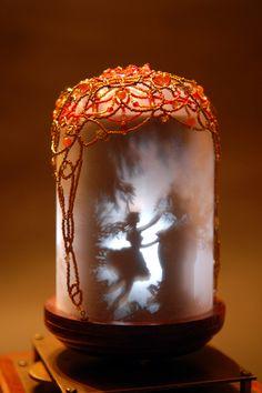 Fairy Magic Lantern | The Steampunk Workshop