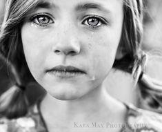 sad to see those tears :(