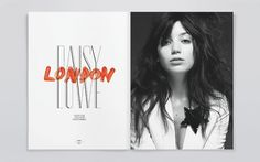 Magazine and Web Layout / NR2154