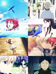 Akagami no Shirayuki-hime - Snow White with the Red Hair - Another great episode!