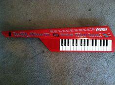 1980's Yamaha SHS-10 Keytar #keytar