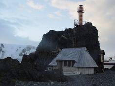 Lighthouses at the Bottom of the World  Arctowski (King George Island, Point Thomas)