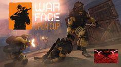 Warface Challenge Cup: Лето-2016 (1 тур - 1/64)