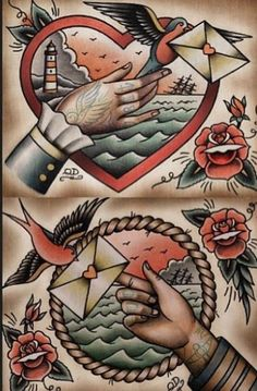 Sailor Tattoo Inspiration