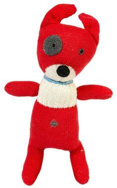 New small dog - Crochet cuddly toy