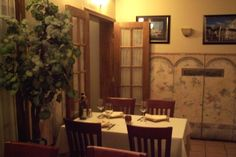 Hidden restaurant of the day: Vecchia Roma, Newton, MA.  http://www.hiddenboston.com/VecchiaRomaPhoto.html
