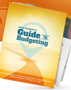 Free eBook:  Dave Ramseys Guide to Budgeting - you have to sign up to receive emails and whatnot, but should be worth it