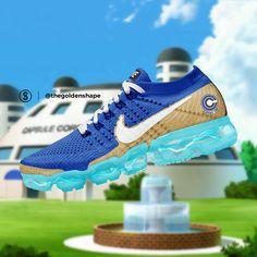9823e460c46 Dragon Ball Super x Nike Air VaporMax Vegeta Nike Air Vapormax
