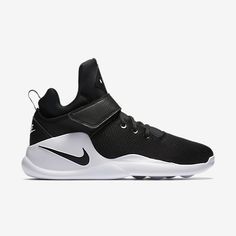 Nike Kwazi Men's Shoe Black White Black