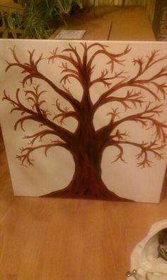 Baum malen on pinterest draw brushes and paint - Baum malen ...
