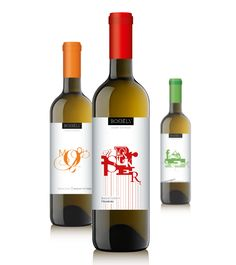 Celler. Borbely.typo06 Typography wine label