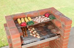 Comment construire un barbecue en brique- guide pratique et photos
