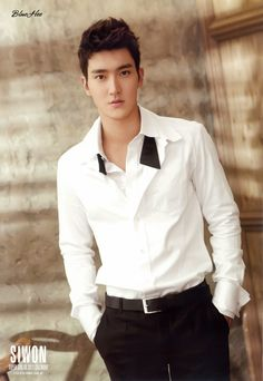 Oh Hell Yes... #siwon #choi #superjunior