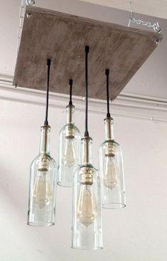 diy edison chandelier Industrial Chandelier, Industrial Lighting, Modern Lighting, Diy Chandelier, Industrial Style, Dinning Lighting, Iron Chandeliers, Custom Lighting, Kitchen Lighting