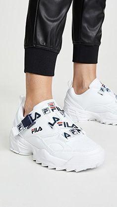 41 Best fila images in 2020 Mote for joggesko, Drømmesko  Sneakers fashion, Dream shoes