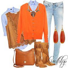Jeseň Autumn, Polyvore, Image, Fashion, Moda, Fall Season, Fashion Styles, Fall, Fashion Illustrations