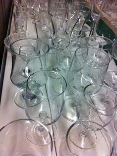 Borreltje, wijntje, sapje? Glaasjes te kust en te keur!
