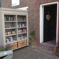 't Woonschuurke. Landelijke woonaccessoires en kado artikelen. St. Maartenstraat 3, Oud Gastel. www.twoonschuurke.nl