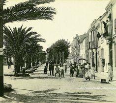 Carrer Santa Madrona a principis del segle XX. #badalona #barcelona #ramblabdn #recuerdos #records