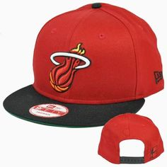 01f28d1fd09ad Gorra New Era Miami Heat 9fifty Snapback Lebron James en Mercado Libre  México