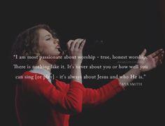|>>True Worship<<|       Taya Smith