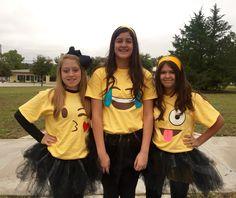 Emoji costumes groupcostume halloween group hallowee emoji costume emoji halloween costumefart costumeemoji costumes diycreative solutioingenieria Images