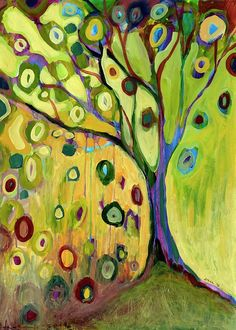 Tree of Life by Jennifer Lommers Framed Wall Art, Wall Art Prints, Fine Art Prints, Framed Prints, Canvas Prints, Collages, Hope Painting, Hope Art, Tree Of Life Art
