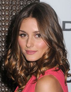 Olivia Palermo hair style