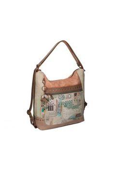 Anekke / Different. Santorini, Bags, Handbags, Santorini Caldera, Bag, Totes, Hand Bags