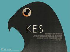 Brandon's final Kes poster