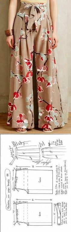 Pillow trousers...