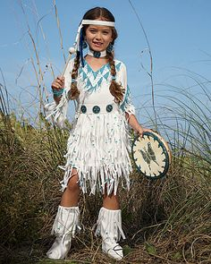 native american girl costumes | Home native american princess girls costume