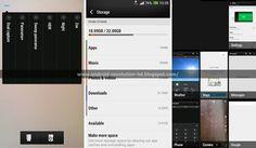 Снимки от Sense 5.5 преди премиерата на HTC One max