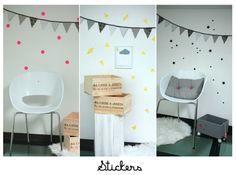 #stickers #kids room