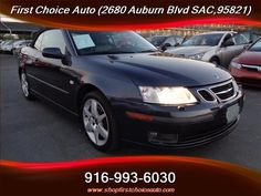 2004 Saab 3-Sep Arc 2dr Turbo Convertible Automatic 5-Speed First Choice Auto Sales Sacramento  https://www.hellabargain.com/2004-saab-3-sep-arc-2dr-turbo-convertible-automatic-5-speed-first-choice-auto-sales-sacramento.html