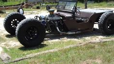 Jeep Rat Rods