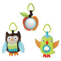 Skip Hop Treetop Friends - Toys Gift Set.