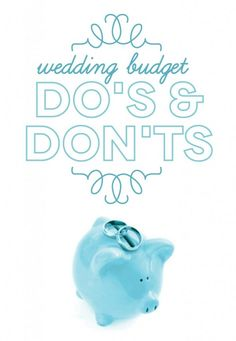Wedding Budget Dos and Donts : Advice from a Wedding Planner photo | The Budget Savvy Bride