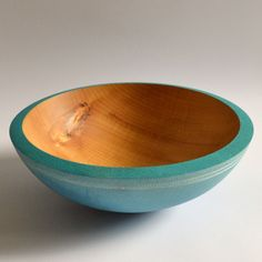 Decorative Lime Wood Bowl