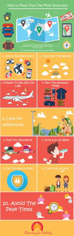 Did you know that you can make your #trip a lot more enjoyable by following some basic steps?Yes, you heard me right. Check out these 10 unique tricks which will make your trips more enjoyable and help you make the most out of your trips. #TravelGuide #Travel #Traveling
