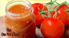 Tomato Chilli Jam | One Pot Chef