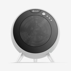 novel Wasching: >>Sphere<< washing machine concept by EmamiDesign for German Bauknecht brand Id Design, Form Design, Domestic Appliances, Home Appliances, Electronic Appliances, Speaker Design, Machine Design, Design Awards, Barndominium
