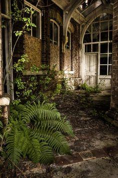 Abandoned: Lillesden School for Girls, Kent, South East, England