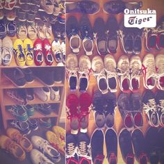 #OnitsukaTigerBR #Tenis #Sneaker #Collection #Colecao