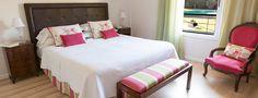 Villa Isidro Hotel Boutique & Spa > Suite 1: Habitación Doble Categoría Superior  / / / 10 habitaciones de categoría, de diferentes dimensiones y decoración, equipadas con la última tecnología y confort. Cada unidad es un espacio de relax con personalidad propia.  - San Isidro, Buenos Aires -.