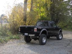 "Ford Ranger 4x4 6"" BDS Suspension - See this image on Photobucket."