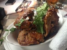 General Jane's Fried Chicken - Au Cheval