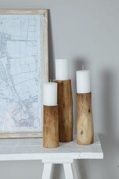 inspiration : diy candle holder : via @Radostina Ruseva // 79ideas