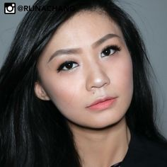 Get Glowing with Highlighter. #makeup #beauty #tutorial #tips #highlighter. Follow: http://instagram.com/rlinachang